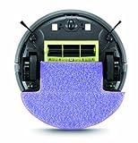 Moneual ME770 Style intelligenter  Saugroboter Roboter Staubsauger Wischroboter mit Raumerkennung - Smart Vision Mapping - mit Wischfunktion