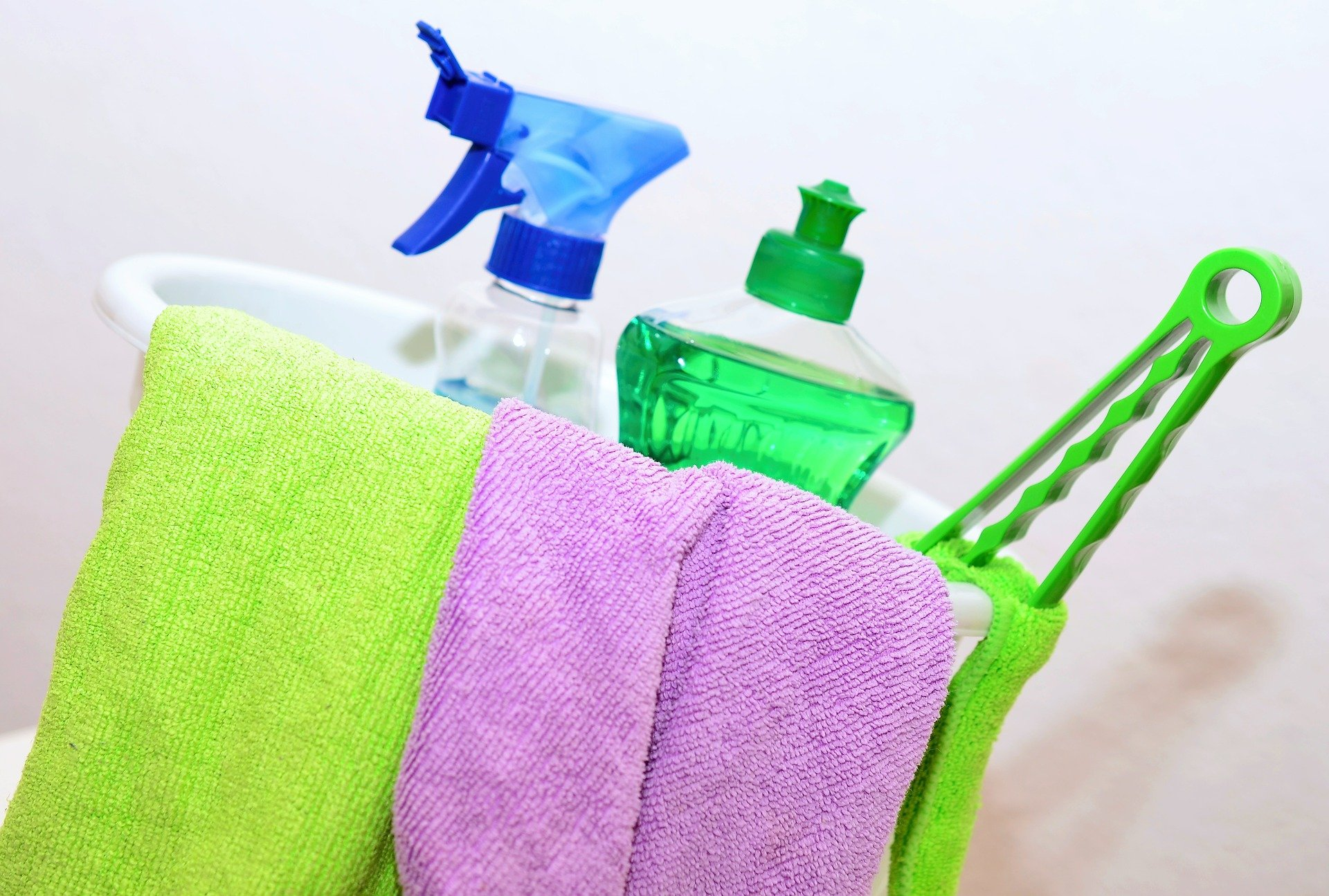 Reinigungsknete anstatt Putzmittel